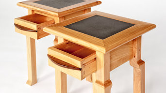 China - Concrete End Tables