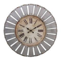 Most Popular Contemporary Wall Clocks for 2018 Houzz