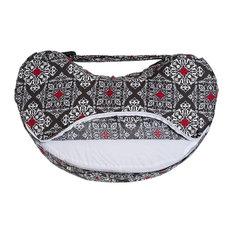 Bebe Au Lait Nursing Pillow Premium Slipcover, Amalfi