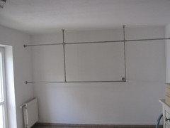 offener kleiderschrank f r schlafzimmer. Black Bedroom Furniture Sets. Home Design Ideas