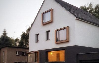 Vorher-Nachher: Mehr Raum und Helligkeit für ein Haus von 1927