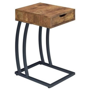 Phenomenal 3 Pc Nesting Table Set In Black Finish Industrial Coffee Alphanode Cool Chair Designs And Ideas Alphanodeonline