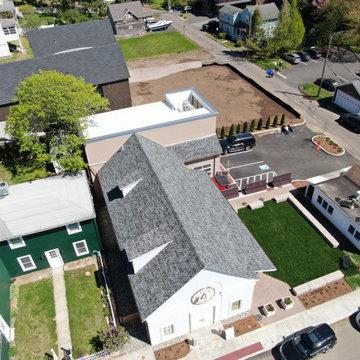 Stony Creek Legacy Theatre - Architectural Asphalt/TPO
