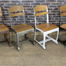 Furniture for industrial style spaces