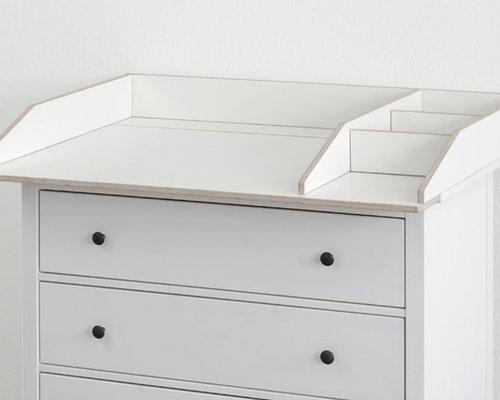 VÄXLA – Wickelaufsatz für Ikea Kommode Hemnes und Malm