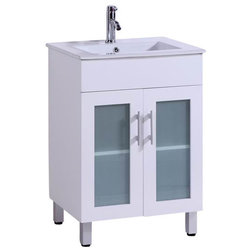 Fresh Contemporary Bathroom Vanities And Sink Consoles by Belvedere Bath LLC