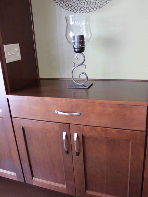 Kitchen Renovation, Lakewood, Ohio #1 ~ Waypoint Cabinetry - Kitchen Cabinetry