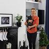 Skandinavisk stilmix hemma hos Tess Montgomery i London