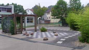 Schulhof 1, Jena