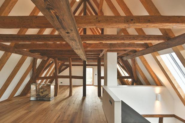 Rustikal  by Morber Jennerich Architekten