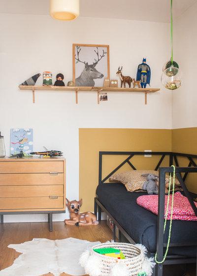 Comment Utiliser Le Scotch De Peintre Pour Personnaliser Une Chambre