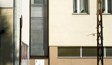 Polish Houzz: Could This Be The World's Skinniest House?