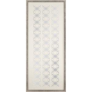 Paragon Geometric Panel I Wall Decor