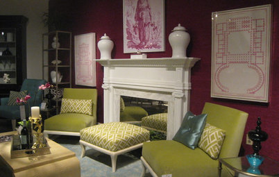 Colors Shine at High Point Market