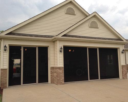 lifestyle garage screens garage doors and openers
