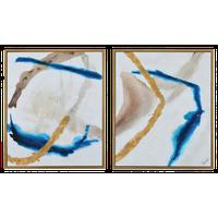 "Renwil Inc OL1688 Kuma - 36"" Medium Rectangular Wall Art"