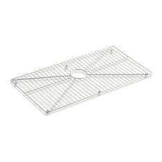 """Kohler Vault/Strive Stainless Steel Sink Rack, 32"""" X 16-11/16"""" For 36"""" Sink"""
