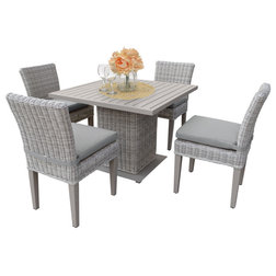 Tropical Outdoor Dining Sets by TKClassics