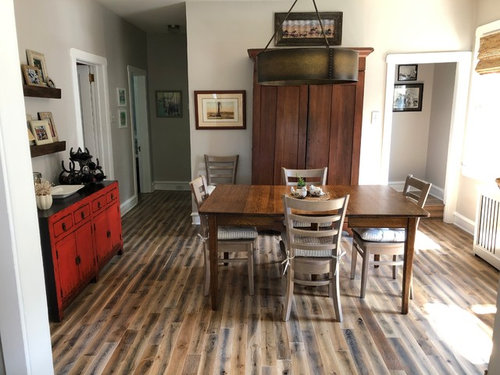 Rug Or No In The Dining Room, Rug Or No Rug Under Dining Room Table