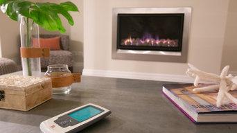Heatmaster Enviro Gas Fire