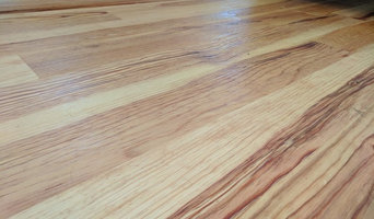 Caribbean Heart Pine Hardwood Floors