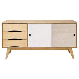 Midcentury Sideboards by RADIS