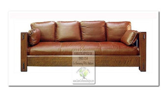 Mission Style Sofas