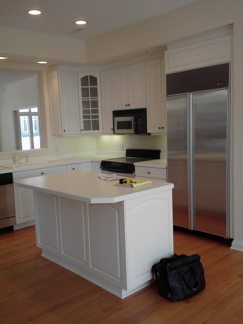 Would You Enclose This Pass Through Window Between Kitchen And Dining Area