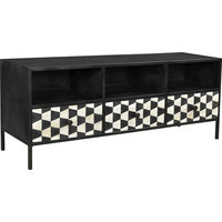 Media Console Entertainment Center DOVETAIL