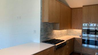 Custom Kitchen Builds