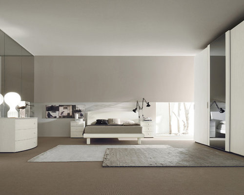 Made in Italy Wood Modern Bedroom Sets with Extra Storage - Bedroom  Furniture Sets