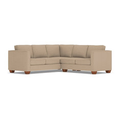 Apt2B - Catalina 2-Piece L-Sectional Sofa, Beige - Sectional Sofas
