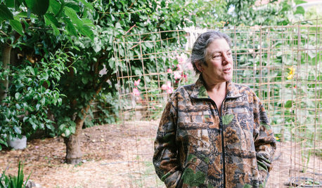 To Get the Food They Believe In, These Urbanites Grow Their Own