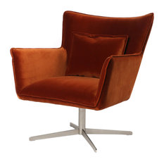 Wing Chair Flexsteel Chair Accent Houzz