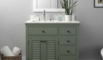 Last Chance: Up to 70% Off Bathroom Vanities