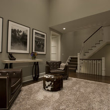 Transitional  by Michael Abrams Interiors
