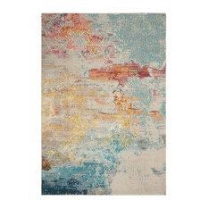 Nourison Hope Rug, Blue, 119x180 cm