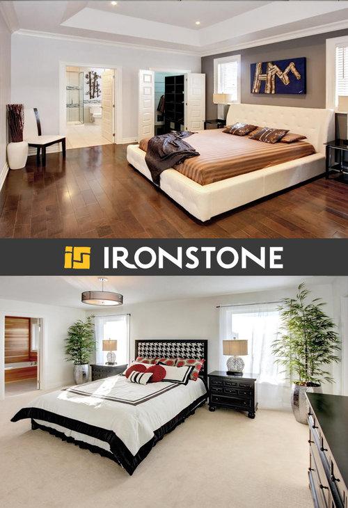 hardwood vs. carpet: what do you prefer in the master bedroom?