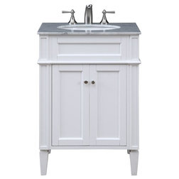 Transitional Bathroom Vanities And Sink Consoles by Hansen Wholesale