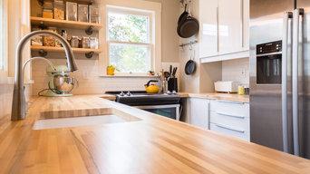 Cedar Kitchen Remodel