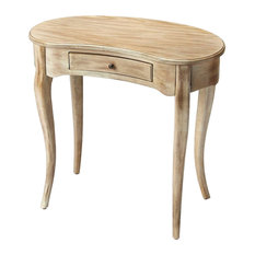Butler Specialty Company - Butler Specialty Masterpiece Driftwood Edgewater Writing  Desk - Desks and Hutches