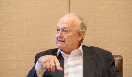 Architect Glenn Murcutt Explains Why RCR Won the Pritzker Prize