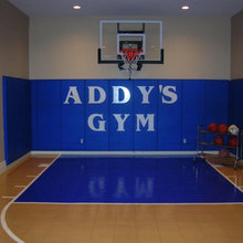 Indoor Gyms - Residential
