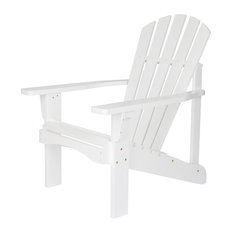 Rockport Adirondack Chair, White