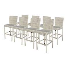 8 Fairmont Barstools With Back