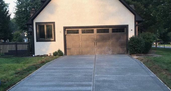 Concrete Driveways & Patios