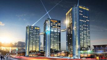 VS-arbete: Ny- och påbyggnad av hotell i Göteborg