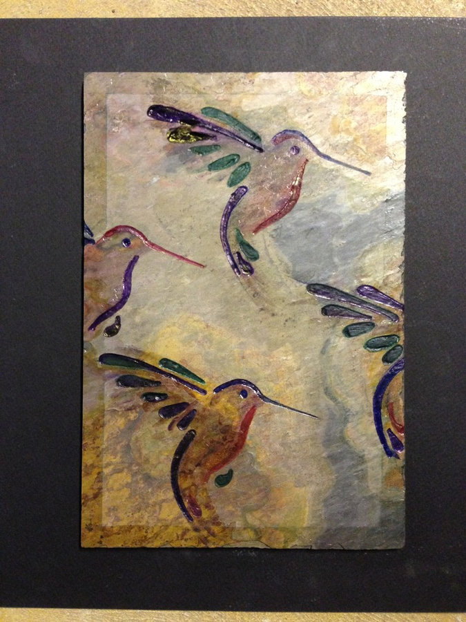 Hummingbirds FLY!- Birs & Butterfly Collection