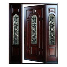 US Door U0026Window   Custom Exterior Front Entry Wood Door   ONE TIME LISTING    Front