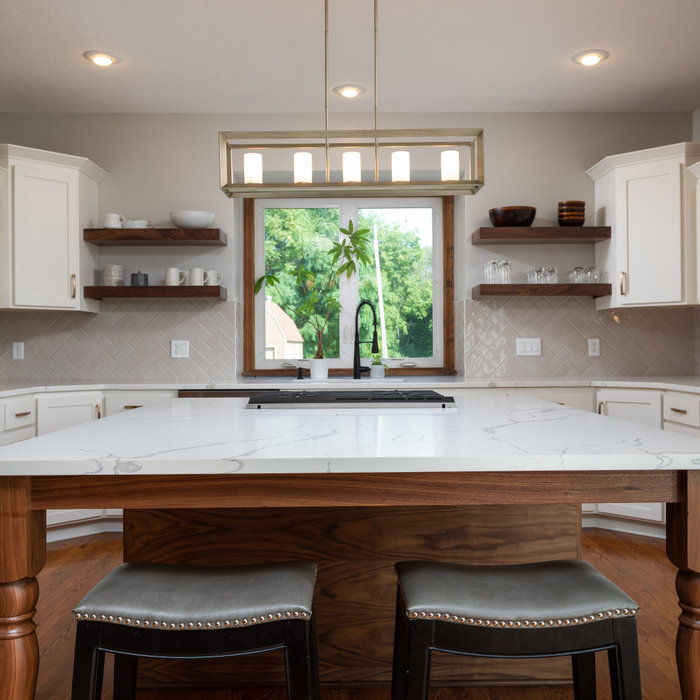 Kitchen Reface as Featured on TV